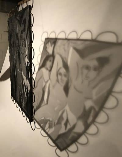 Les Demoiselles d'Birmingham - shadow